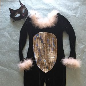 Other - Cat Suit Costume with Mask! Rare! SALE!